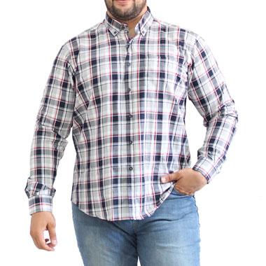 پیراهن سایز بزرگ کد محصول DEB7720