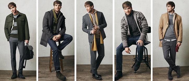 راهنمای ست کردن لباس های پاییزه مردانه