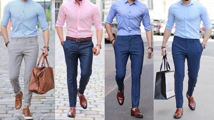 پاسخ به چند سوال در رابطه با خرید لباس مردانه برای تابستان
