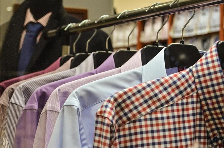 روش های ست کردن انواع پیراهن مردانه