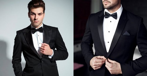 قوانین لباس دامادی