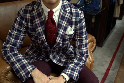 لباس های چارخانه و شطرنجی