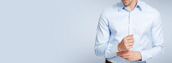 نکاتی در خصوص خرید پیراهن برای مردان قد کوتاه و لاغر