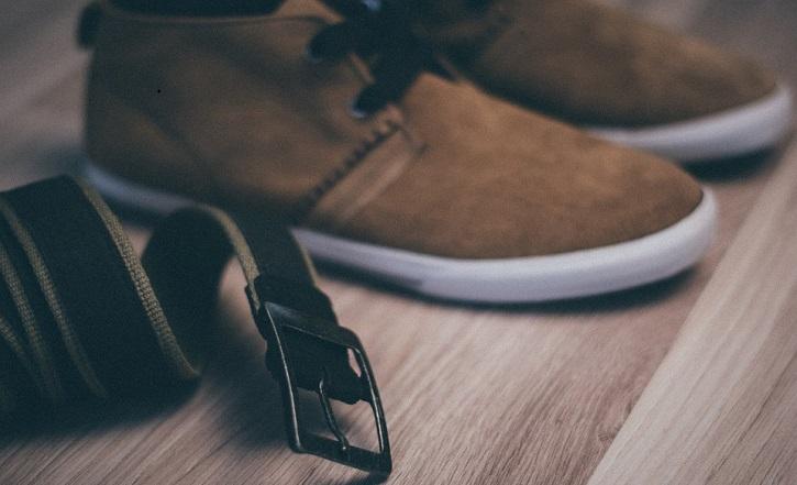 راز ست کردن کفش و کمربند