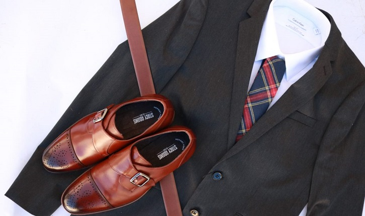 چطور کت و شلوار را با کفشمان ست کنیم ؟