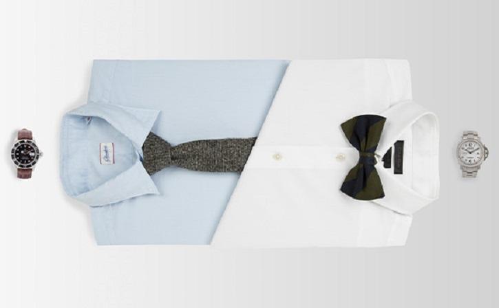 کراوات بهتر است یا پاپیون؟