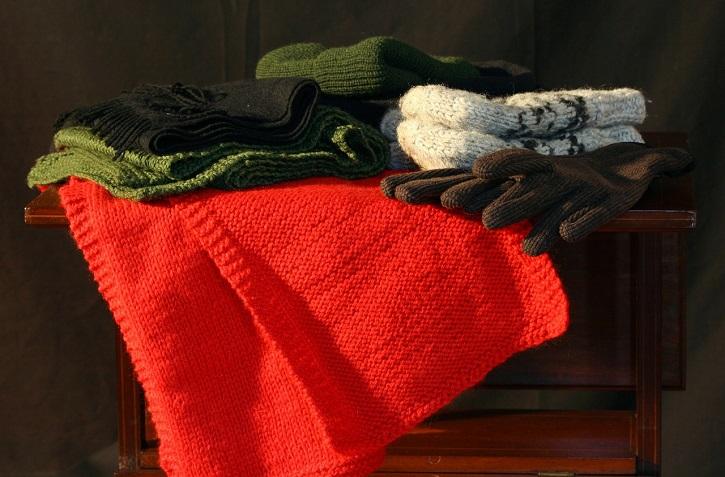 نکاتی درخصوص روی هم پوشیدن لباس ها در زمستان