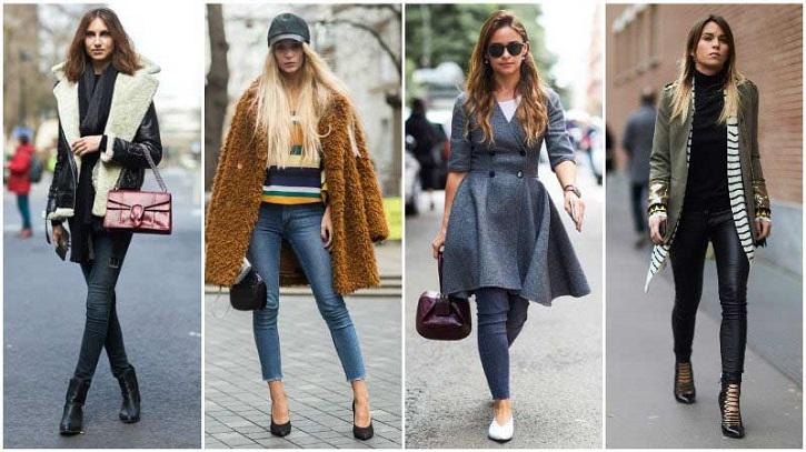 خانم های خوش تیپ در زمستان چه می پوشند ؟