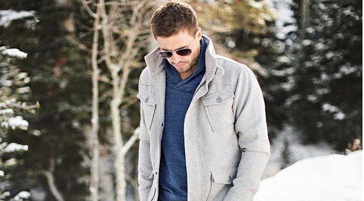 لباس هایی که نباید آقایان در فصل سرما بپوشند