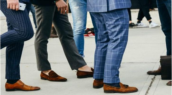 راهنمای ست کردن رنگ کفش با شلوار