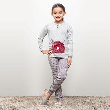 ست لباس دخترانه برند مادر مدل پامپی 03