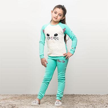 ست لباس دخترانه برند مادر مدل لاریسا 04
