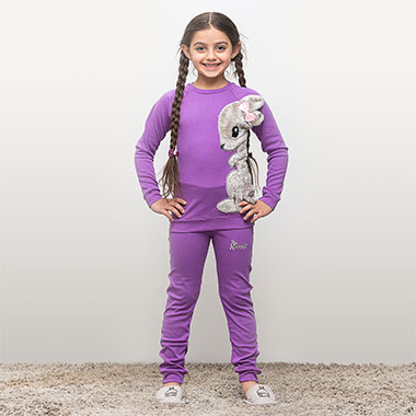 ست لباس دخترانه برند مادر مدل شری 01