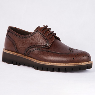 کفش چرمی کد محصول f104