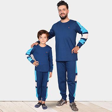 ست لباس پدر وپسرکد محصولJosper308421