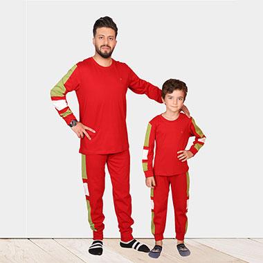 ست لباس پدر وپسرکد محصولJosper308422
