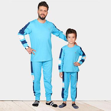 ست لباس پدر وپسرکد محصولJosper308424