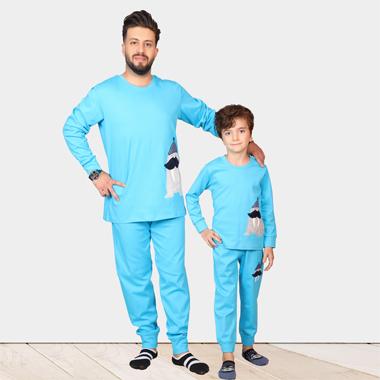 ست لباس پدر وپسرکد محصولmax01