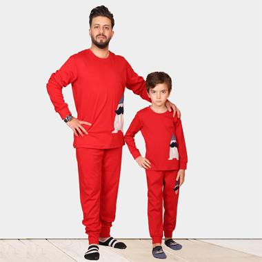 ست لباس پدر وپسرکد محصولmax02
