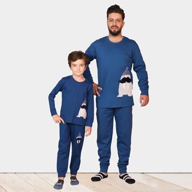 ست لباس پدر وپسرکد محصولmax03