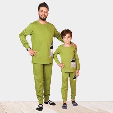 ست لباس پدر وپسرکد محصولmax04